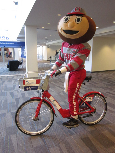 The Ohio State University Cbus Cycle Chic