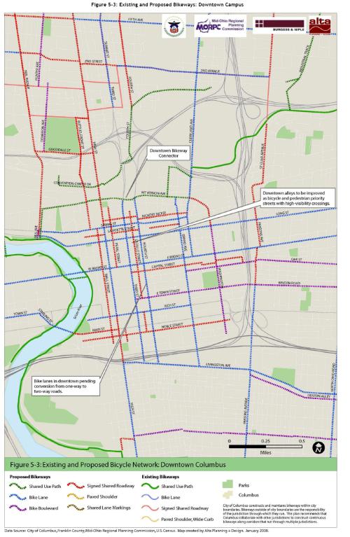 bbp downtown bikeways